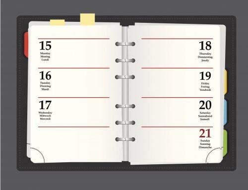 Kalender: Effektive Werbegeschenke
