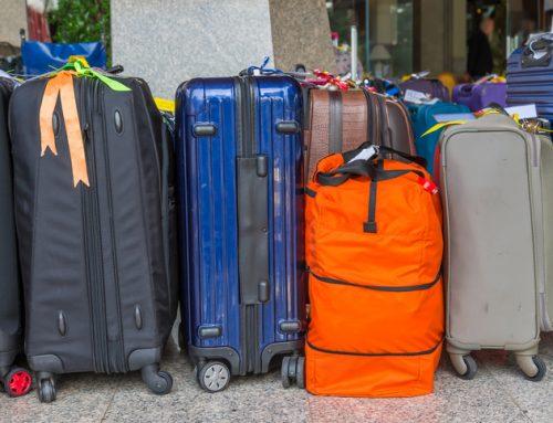 Trolleys & Koffer: Mit Kunden auf Reisen