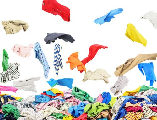 Bedruckte Textilien – Werbung in Bewegung