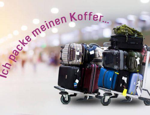 Ich packe meinen Koffer…: Taschen und Koffer als Werbeartikel