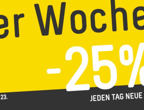 """""""Cyber Montag""""-Woche bei IGO Werbeartikel – Jeden Tag neue Angebote!"""