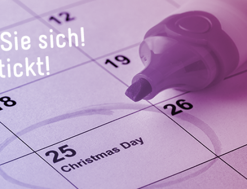 Geschenke noch rechtzeitig zu Weihnachten!